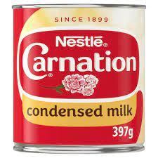 Nestle Carnation Condensed Milk 397g