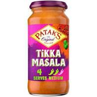 Pataks Tikka Massala Sauce 450g