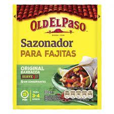 Old El Paso Fajita Seasoning Mild 30g