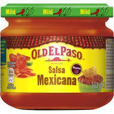Old El Paso Salsa Mexicana 190g