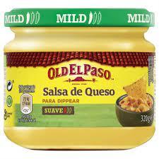 Old El Paso Salsa de Queso (Cheese Dip) 190g