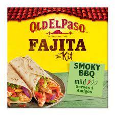Old El Paso Fajita the Kit, Serves 4