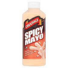 Crucials Spicy Mayo  500ml
