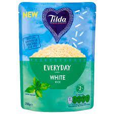 Tilda Everyday White Rice 250g