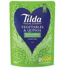 Tilda Vegetables & Quinoa 250g