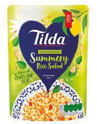 Tilda Summery Rice Salad 250g