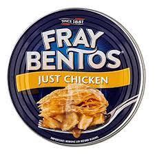 Fray Bentos, Just Chicken Pie 425g