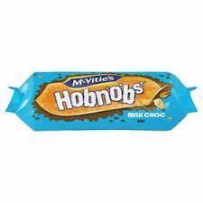 McVitie's Hobnobs Milk Chocolate 262g