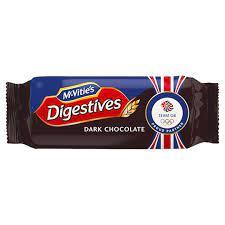 McVitie's Dark Chocolate Digestives 266g