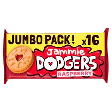 Jammie Dodgers Twin Pack 280g