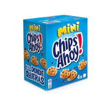 Mini Chips Ahoy! Chocolate Chip Cookies 160g