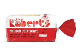 Roberts Medium Soft White 800g