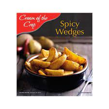 Cream of the Crop, Spicy Wedges 680g