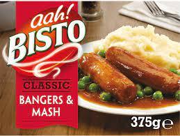 aah! Bisto Classic Bangers & Mash 375g