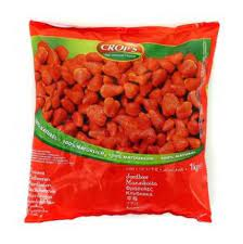 Crops Frozen Strawberries 1kg