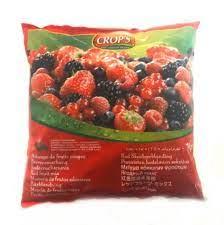 Crops Frozen Forrest Fruit Mix 1kg