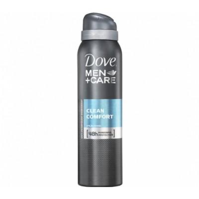Dove Men Clean Comfort 150ml
