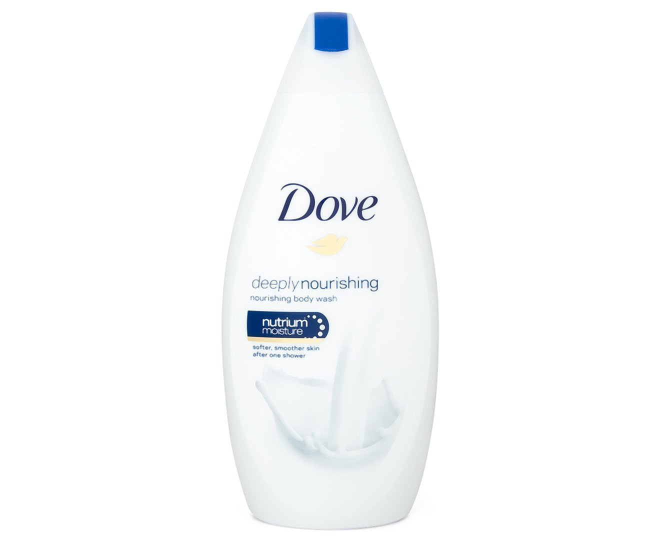 Dove Deeply Nourishing Body Wash 500ml