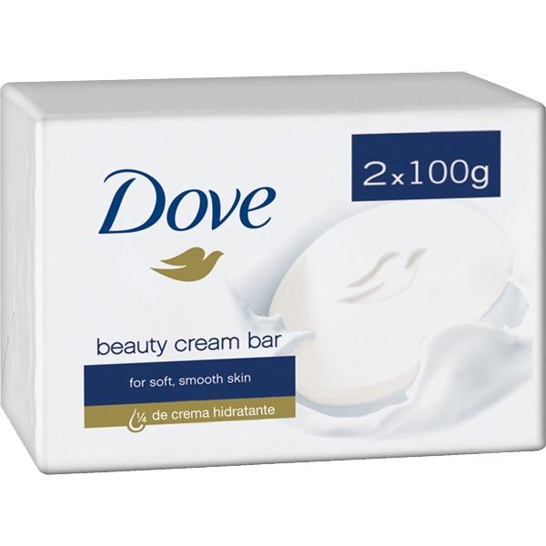 Dove Soap Bar (2 Pack)