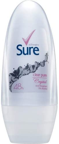 Sure Clear Pure Roll On 50ml