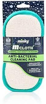 Minky Anti-Bac Cleaning Pad