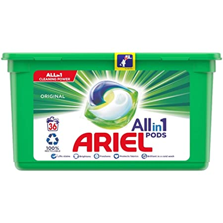 Ariel All in 1 (36 washes)