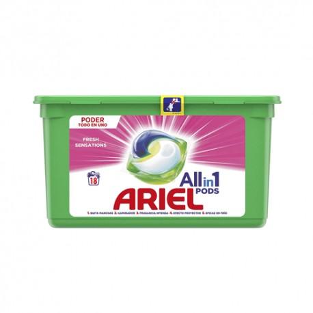 Ariel All in 1 Pods Fresh Sensations (18)