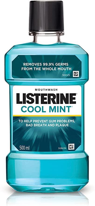 Listerine Cool Mint 500ml