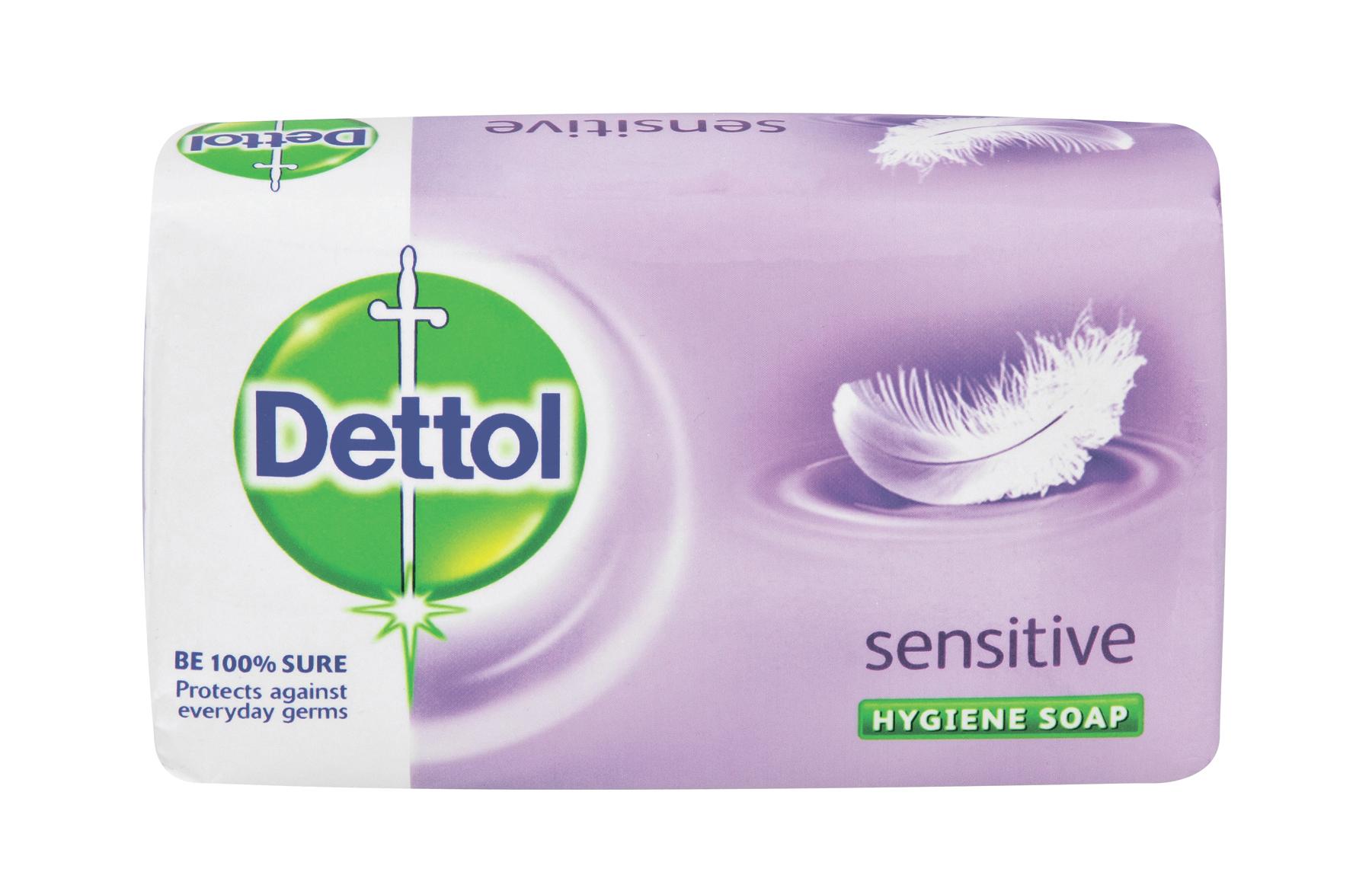 Dettol Sensitive Soap 100g