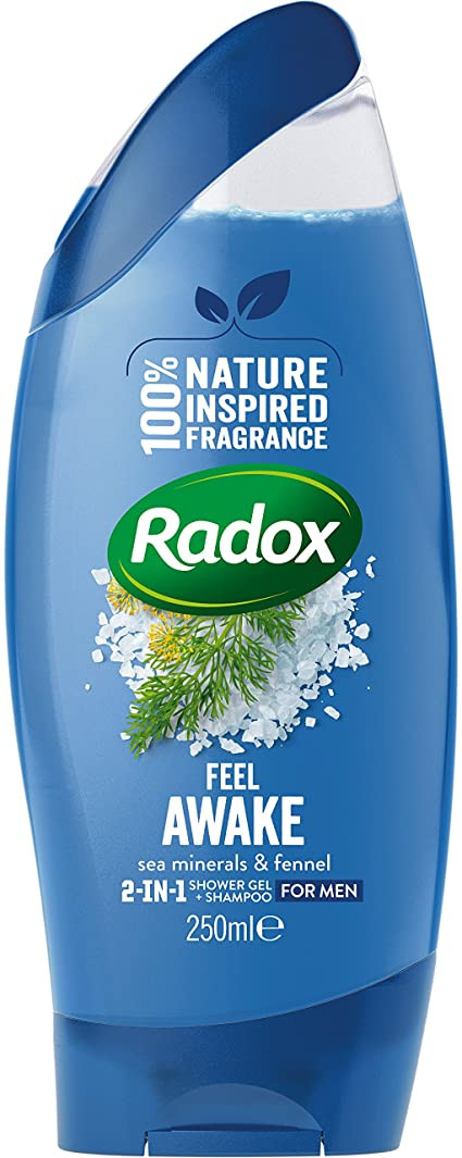 Radox Feel Awake Men 250ml