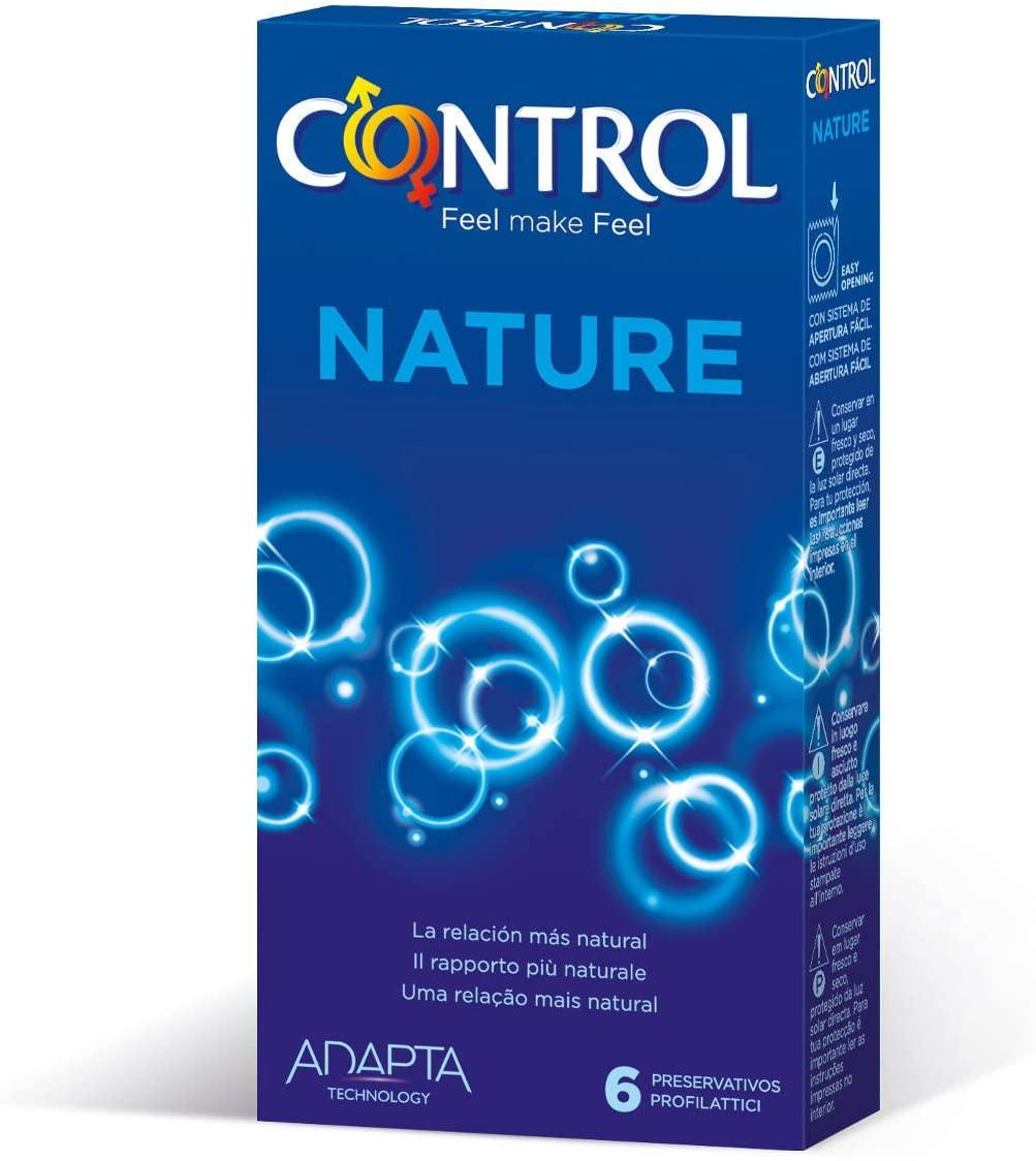 Control Condoms 6 Pack
