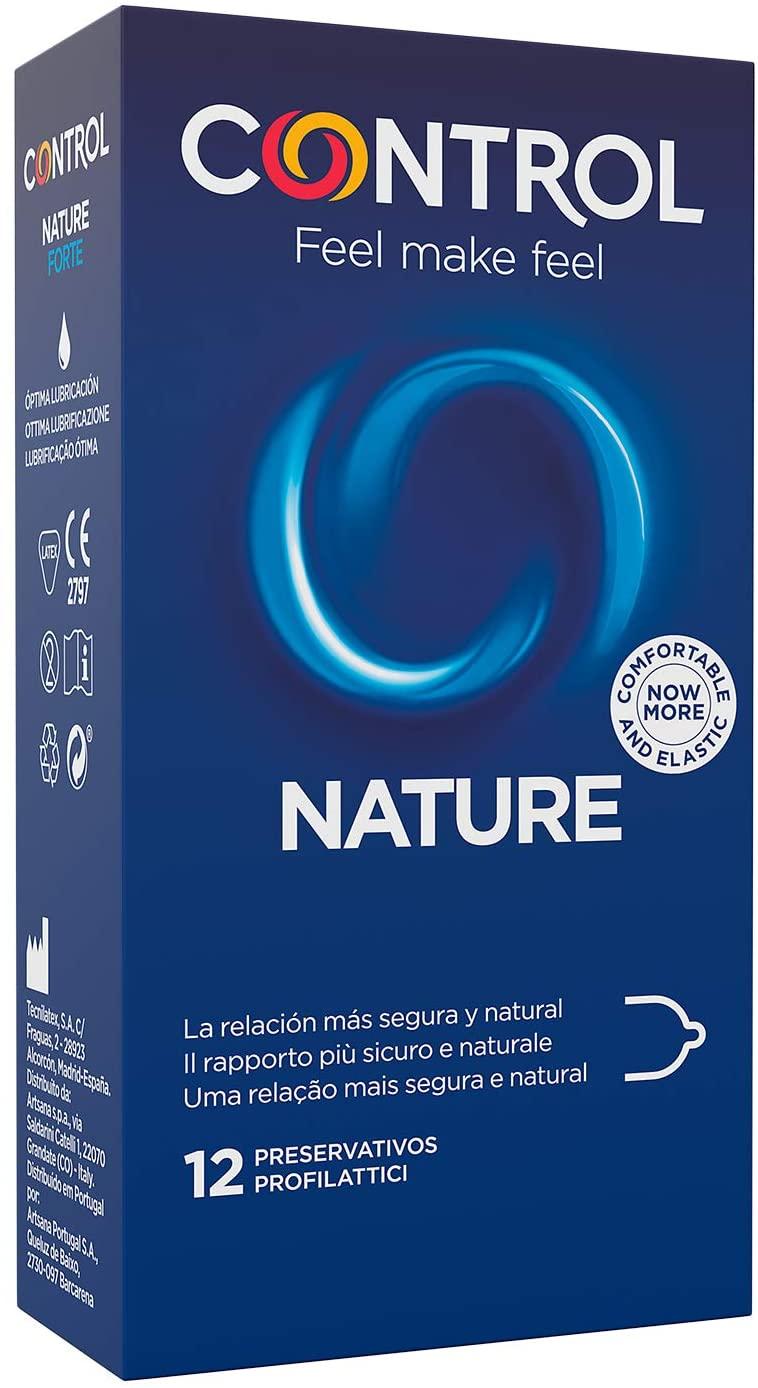 Control Condoms 12 Pack
