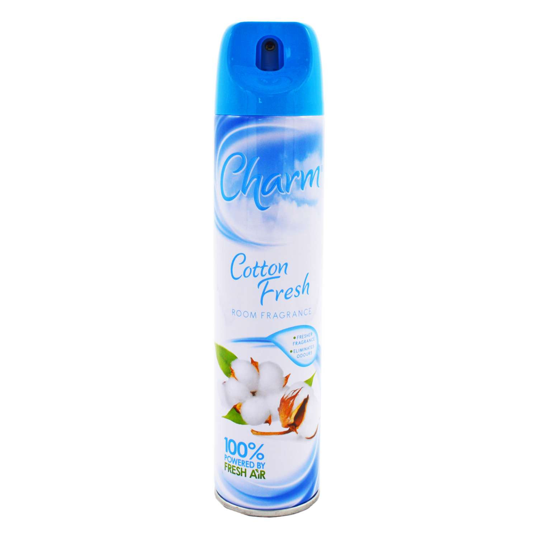 Charm Air Freshener 5 in 1 (Cotton) 240ml