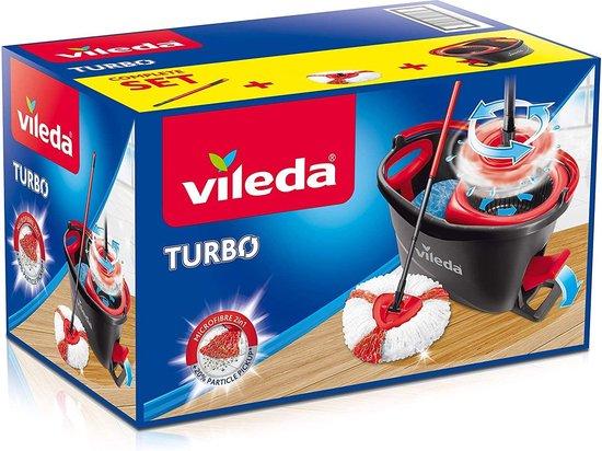 Vileda Turbo Mop System