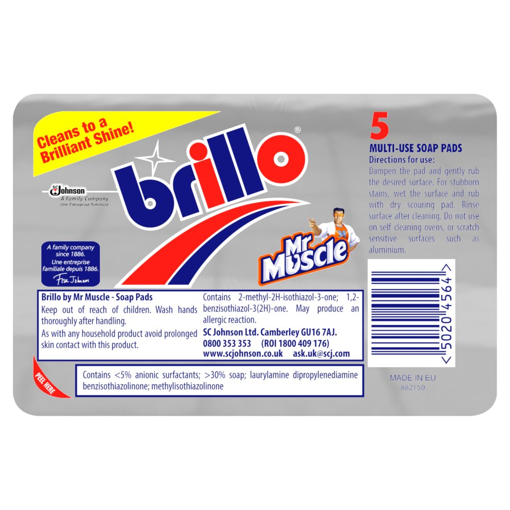 Brillo Pads (5)