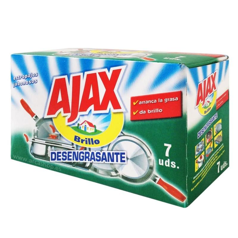 Ajax Brillo Pads (7pk)
