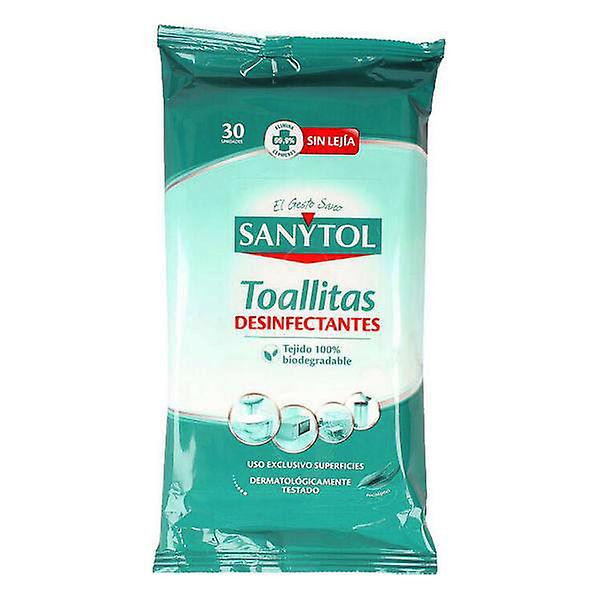 Sanytol Disinfectant Wipes (30pk)