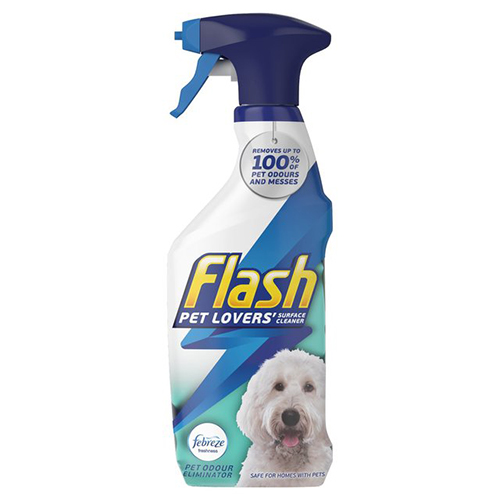 Flash Surface Pet Lovers Cleaner 750ml
