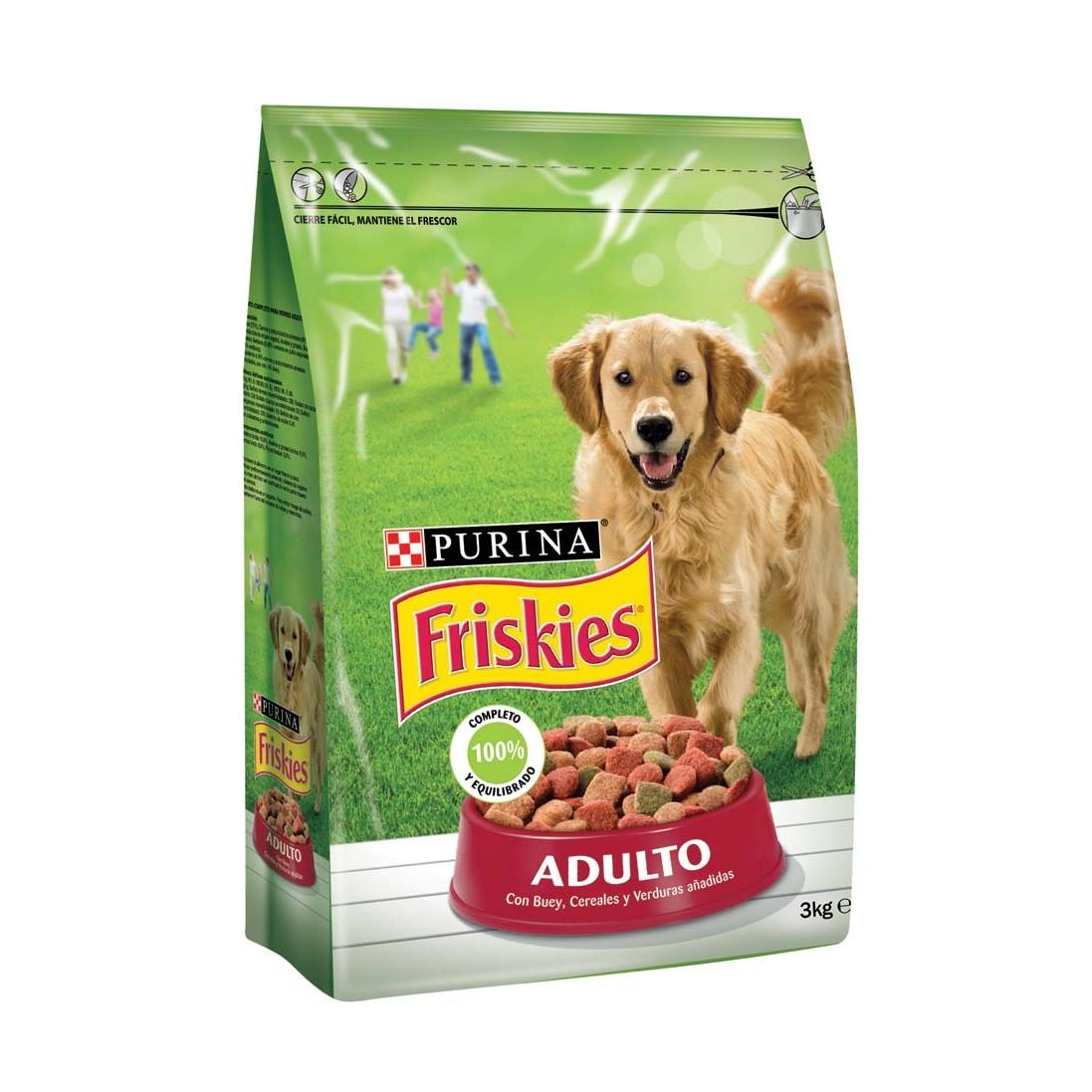 Friskies Dog Adult Food 3kg