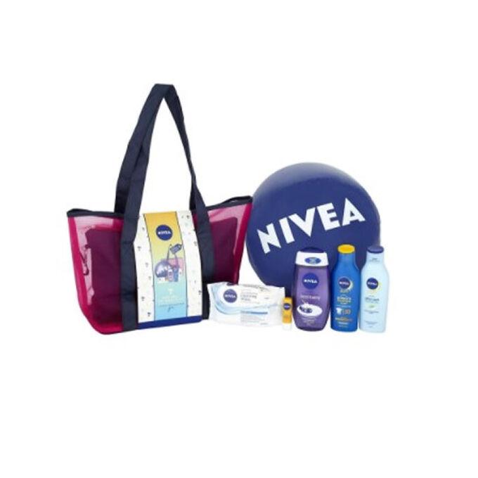 Nivea Sun Sea and Me Gift Set 7piece