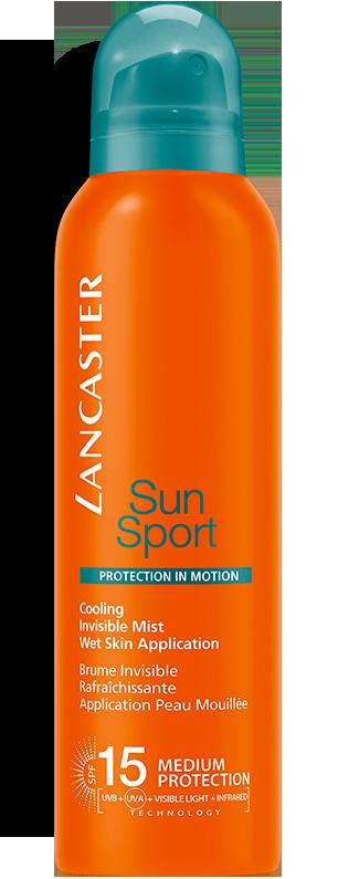 Lancaster Sport Face Mist SPF15 200ml