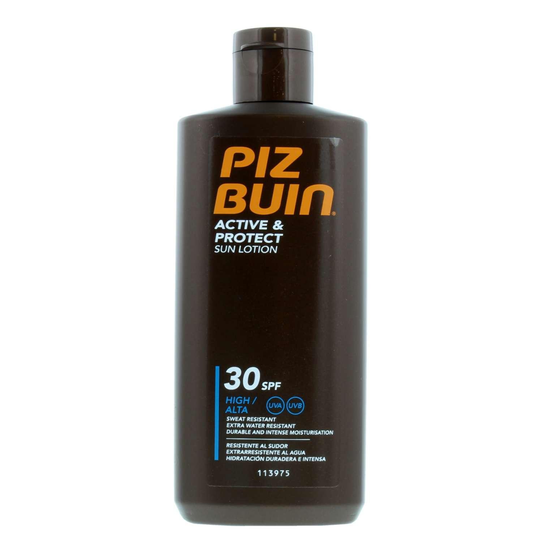 Piz Buin Active Sun Lotion Spf30 200ml