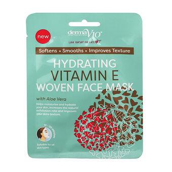 Derma V10 Hydrating Vitamin E Face Mask