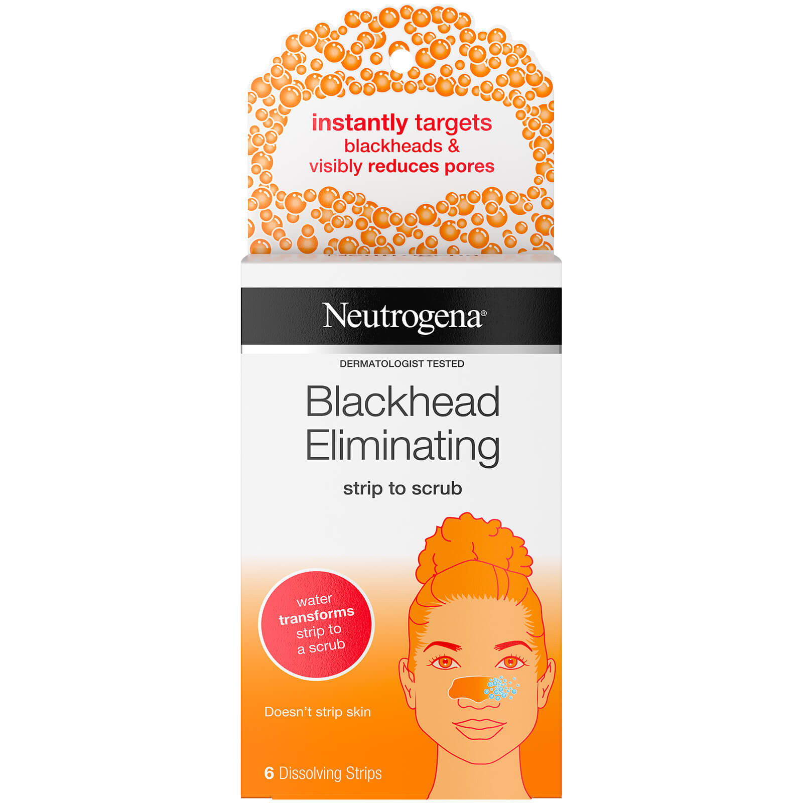 Neutrogena Blackhead Strips (6)