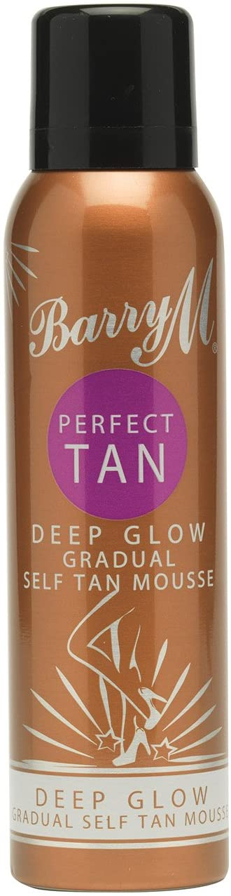 Barry M Perfect Tan Deep Mousse 150ml