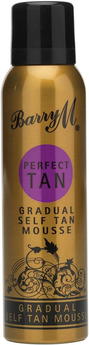 Barry M Perfect Tan Gradual Mousse 150ml