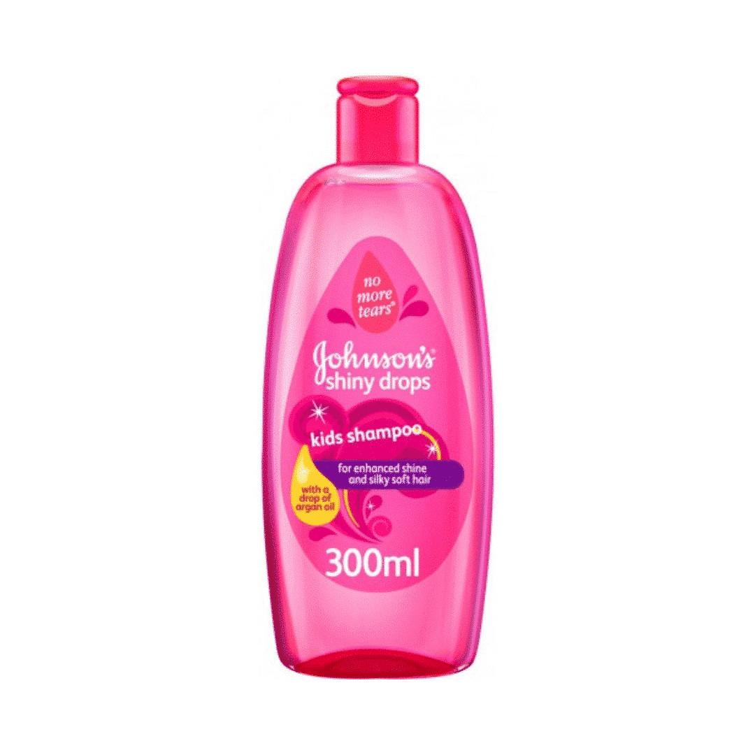 Johnsons Shiny Drops Shampoo 300ml