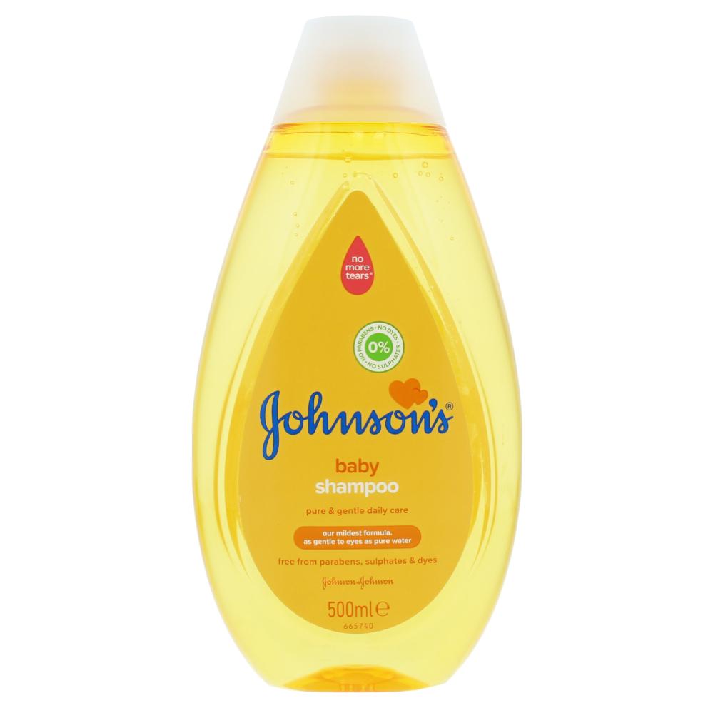 Johnsons Baby Shampoo 500ml