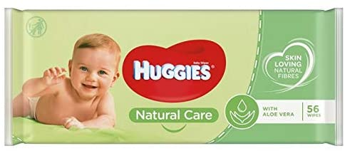 Huggies Baby Wipes (56pk)