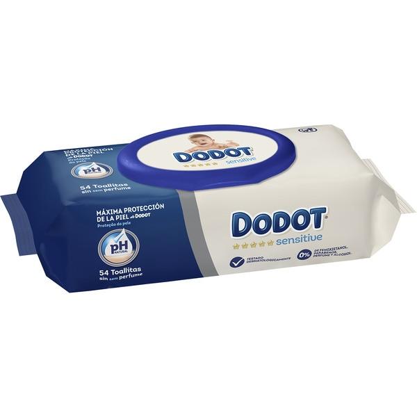 Dodot Baby Sensitive Wipes (54)
